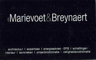 logo Marievoet & Breynaert