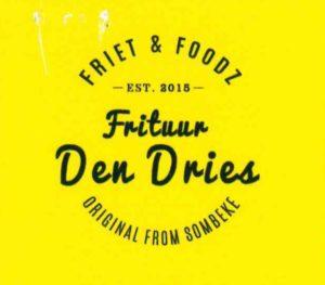 logo frituur Den Dries